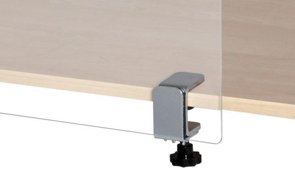 Tischkante Klemmhalter 1