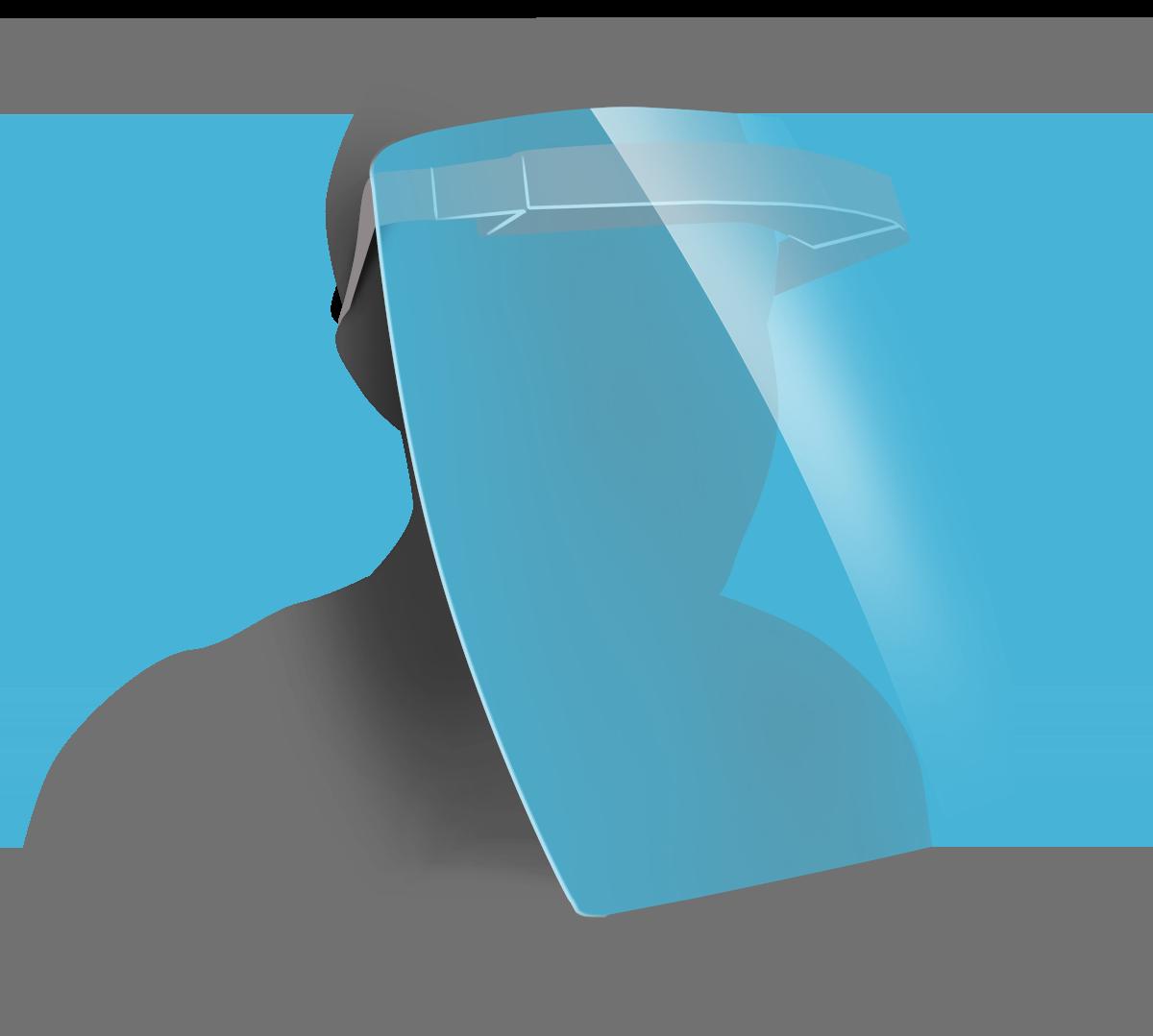 Gesichtsschutz Eremit