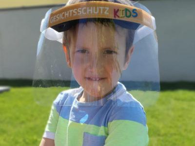 Gesichtsschutz Kind