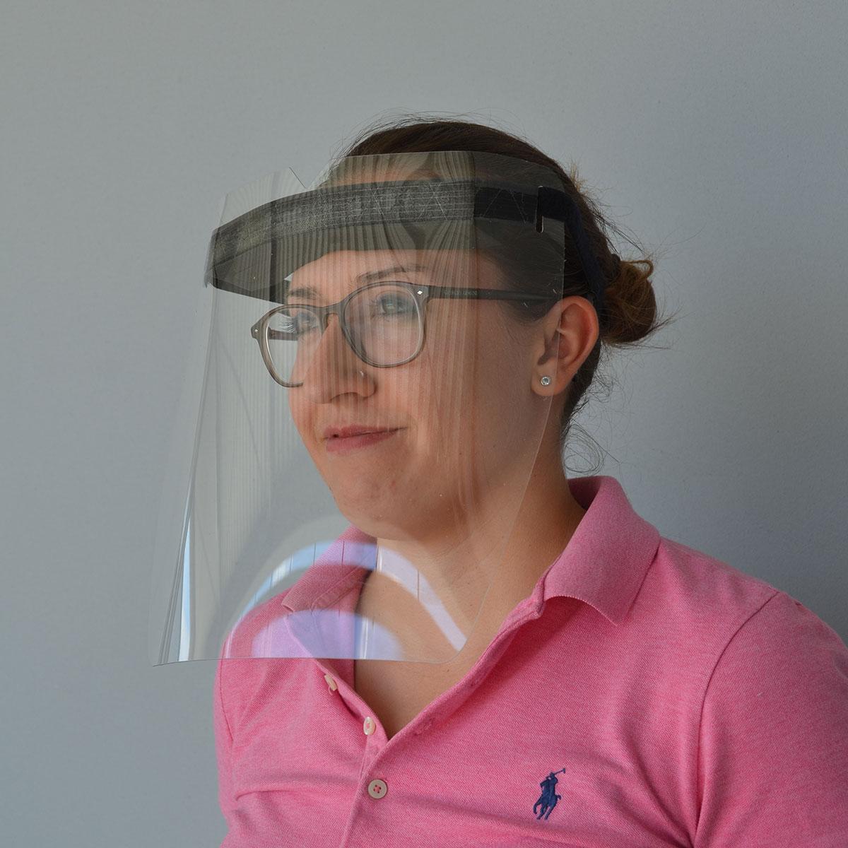 Gesichtsschutz Original